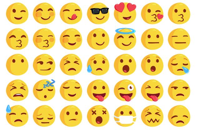 Facebook nya emojis