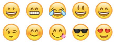 Gamla emojis