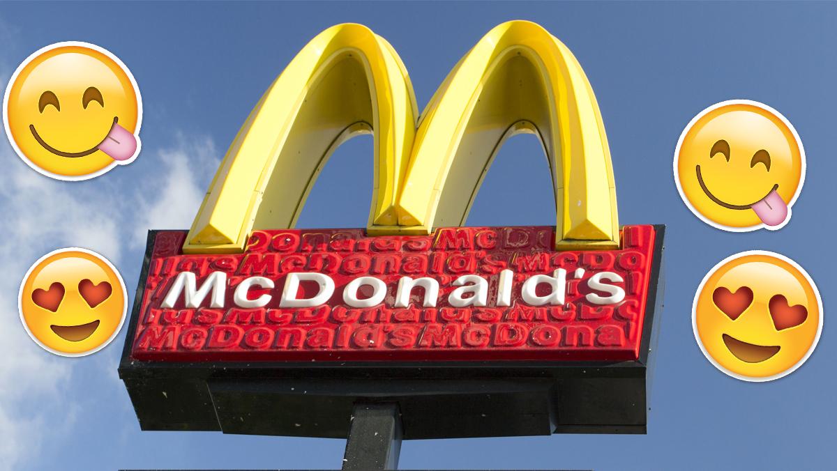 mcdonalds goda julkalender