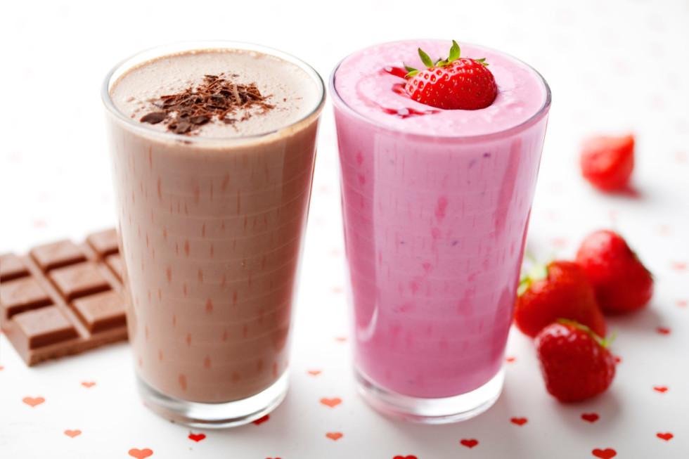 Bjud din BFF på en somrig milkshake!