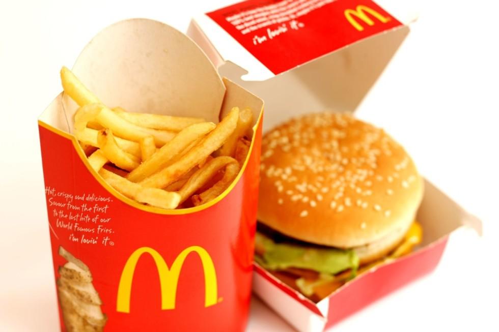 McDonald's lägger till tre nya hamburgare på sin meny!