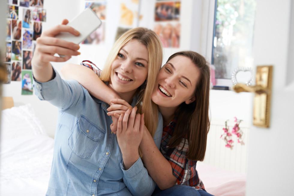 Ta en massa snygga selfies!