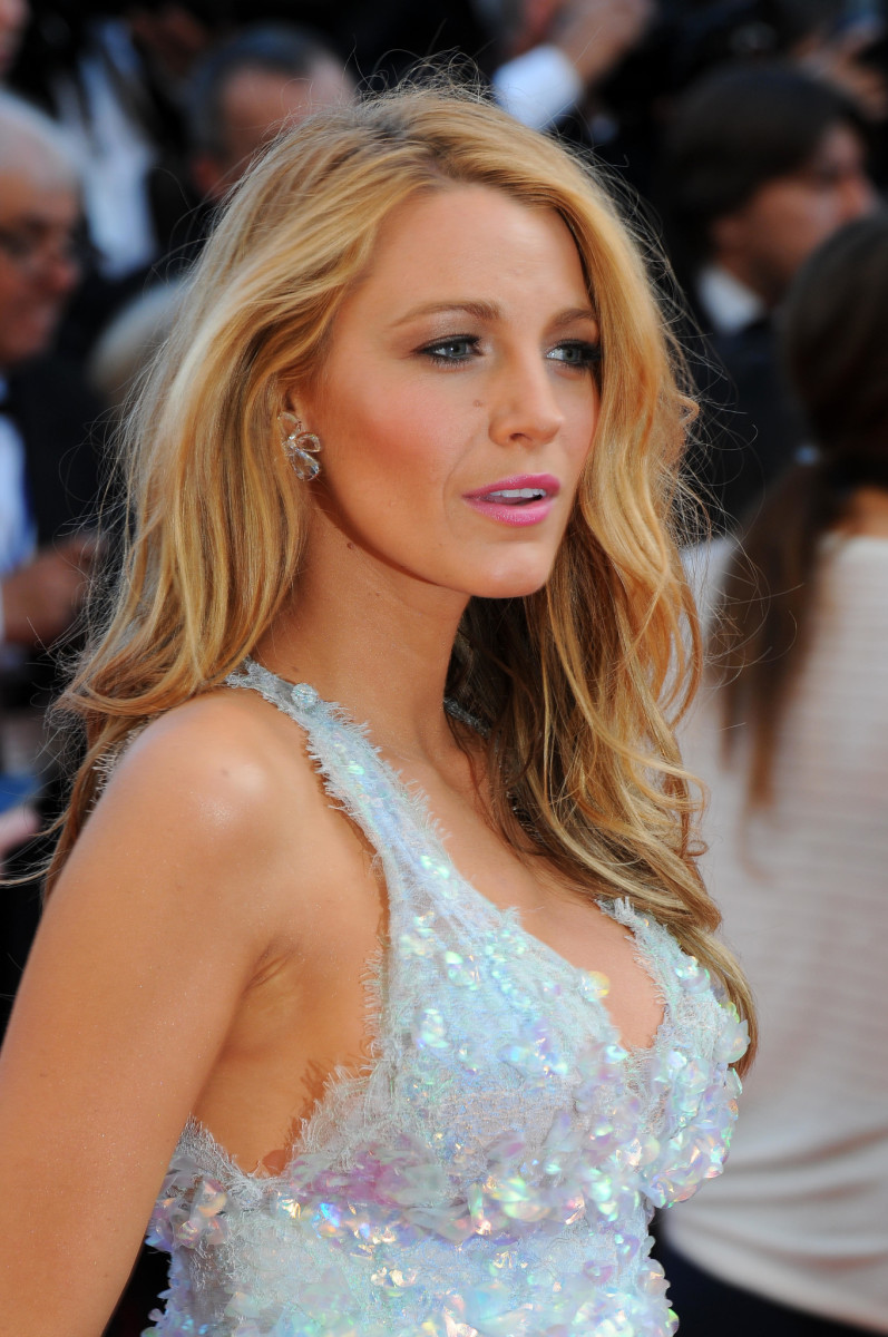 May 15th, 2014 - CannesBlake Lively attends the Cannes Film Festival.