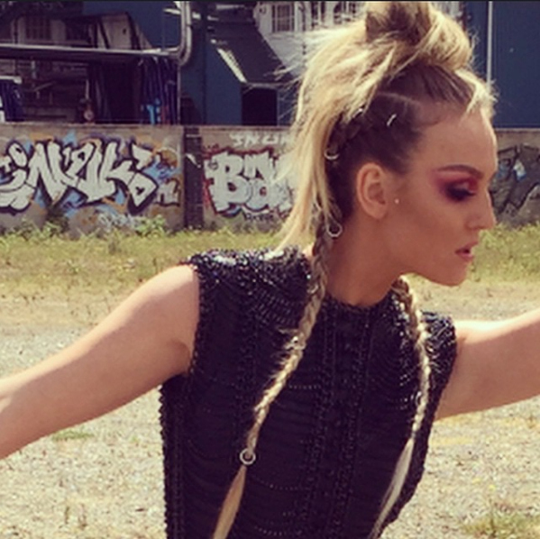 Perrie Edwards beauty