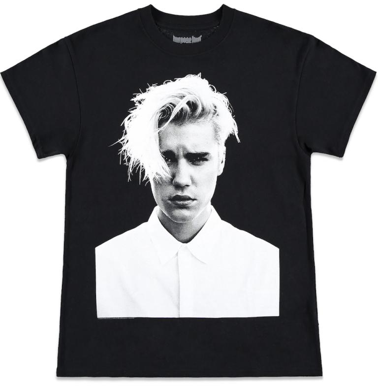 Justin Biebers klädkollektion