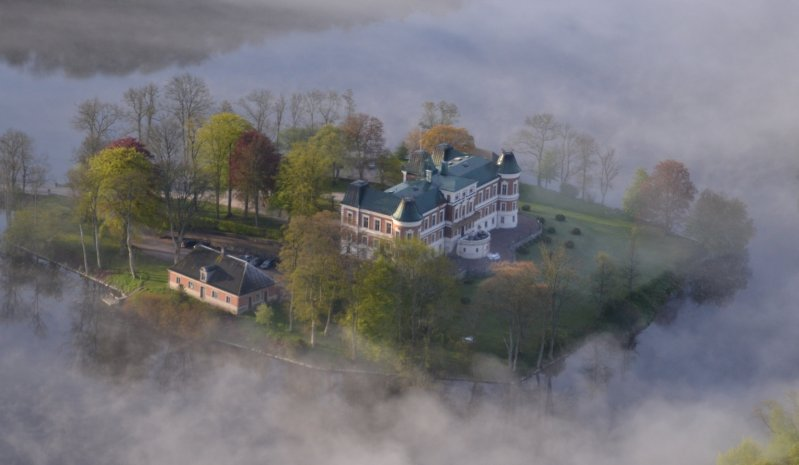 Foto: Häckeberga slott