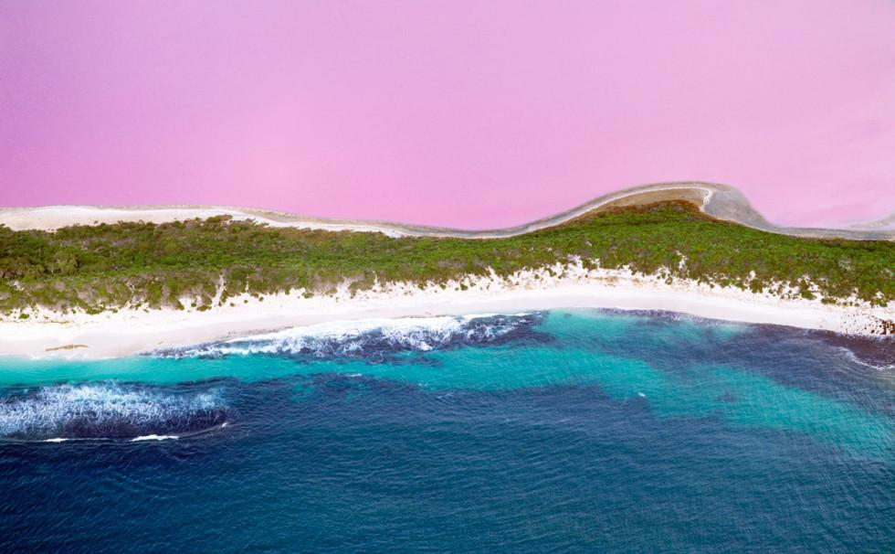 Lake-Hillier-Australien