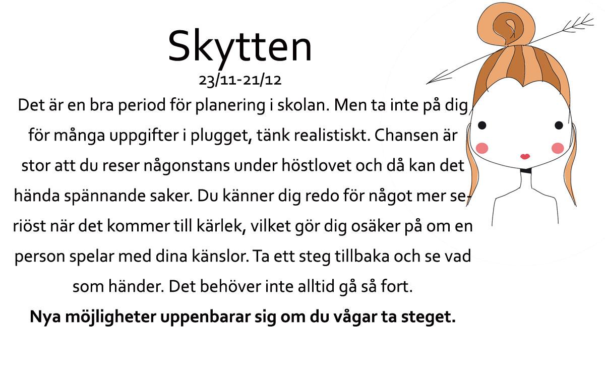Skytten-horoskop-oktober