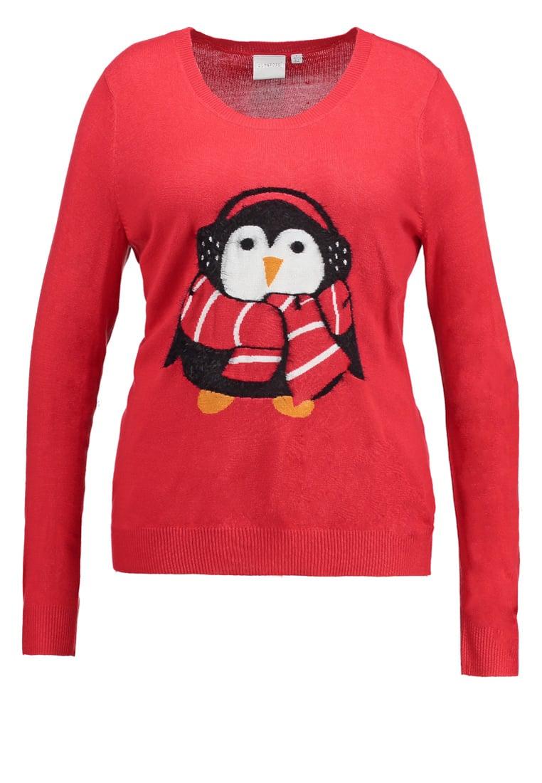 Jultroja-med-pingvin-junarose