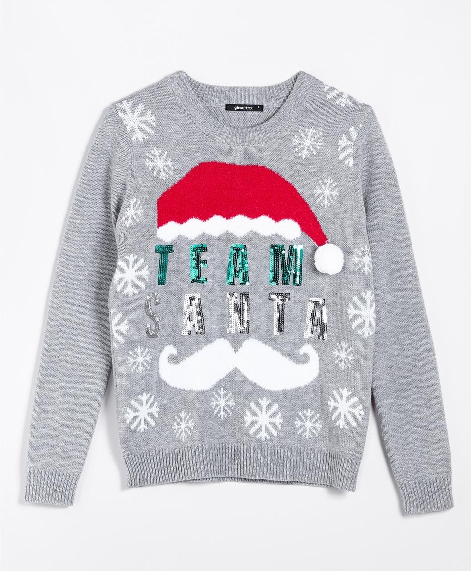 Jultroja-team-santa-ginatricot