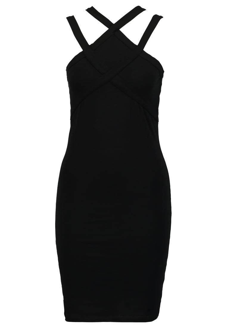 noisy may svart klänning