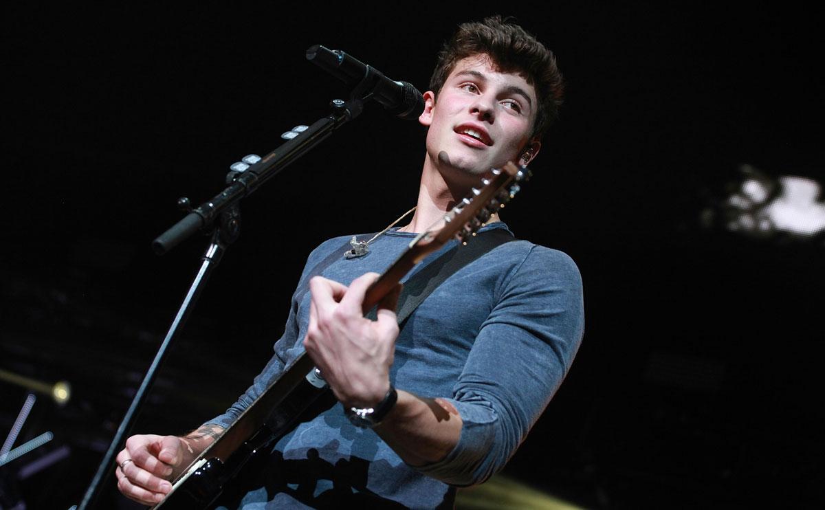 Shawn mendes sl pper ett livealbum frida for Shawn mendes live at madison square garden