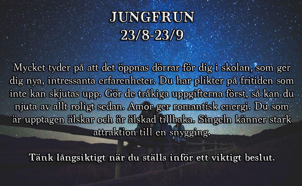 Horoskop-vecka-5-jungfrun