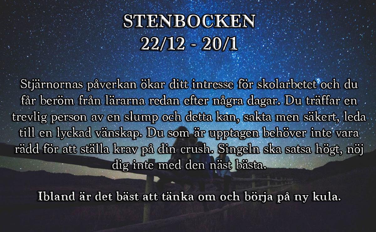 Horoskop-vecka-6-stenbocken