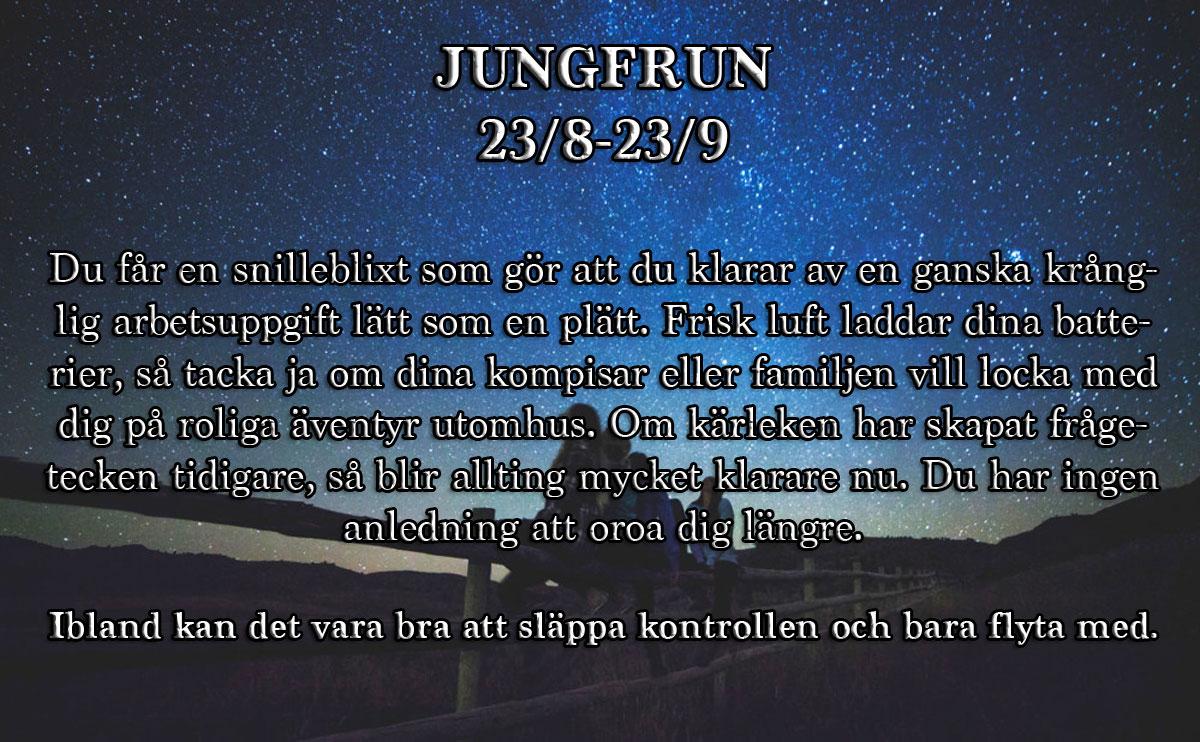 Horoskop-vecka-8-2017-jungfrun