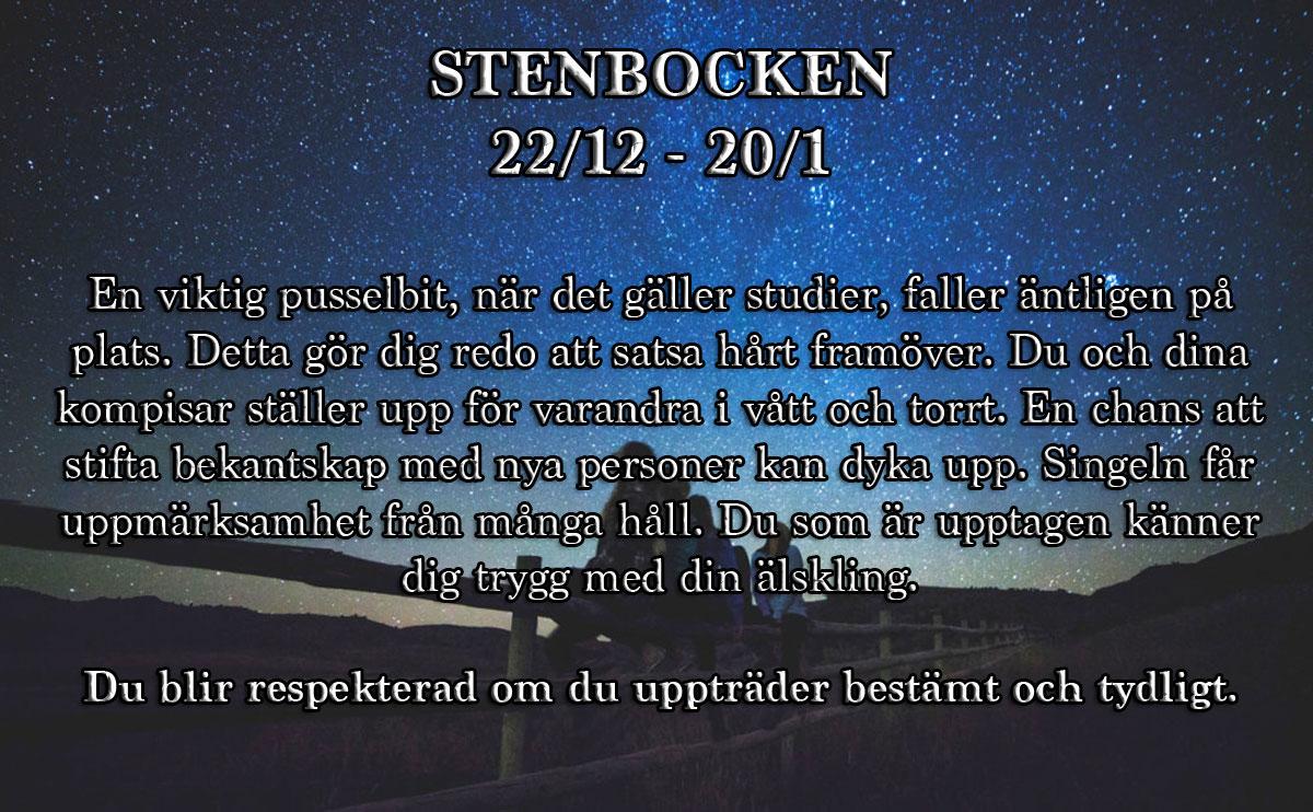 Horoskop-vecka-8-2017-stenbocken