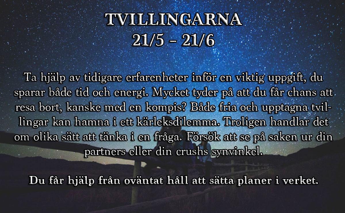 Horoskop-vecka-8-2017-tvillingarna