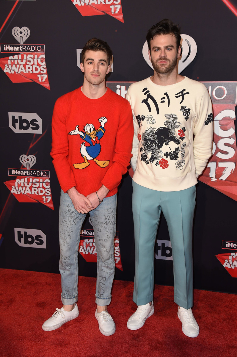iheartradio-2017-the-chainsmokers