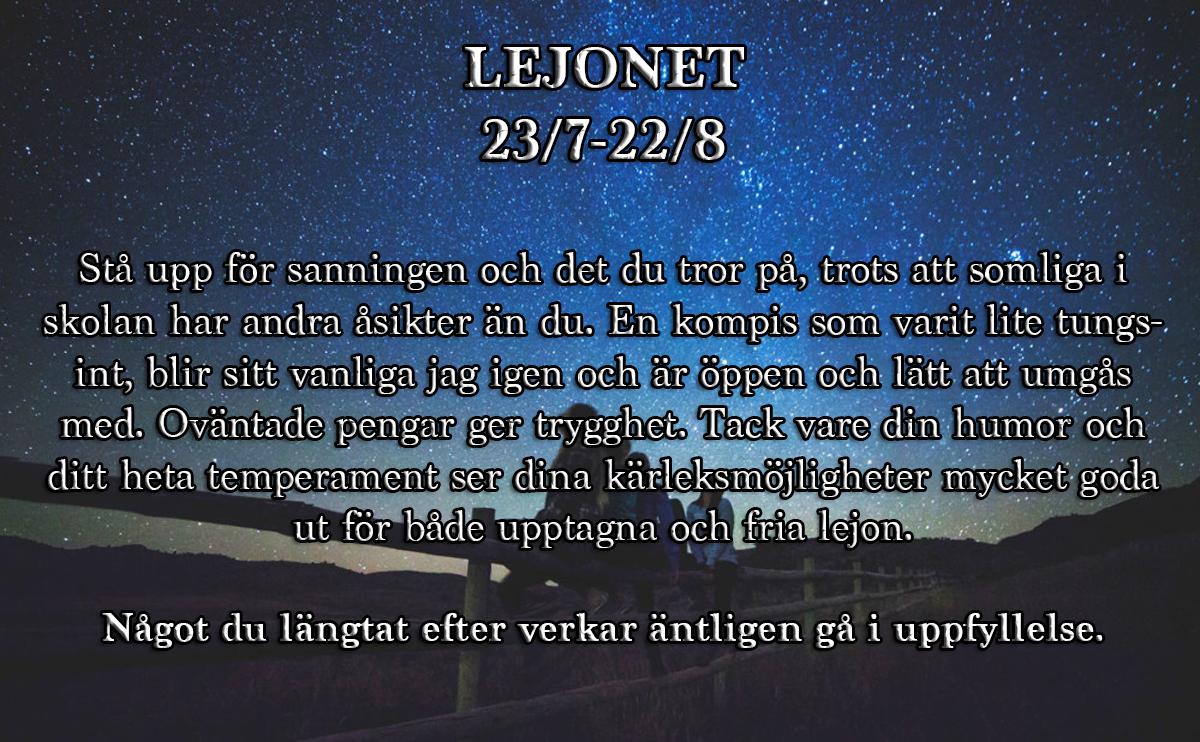 4-horoskop-vecka-22-lejonet