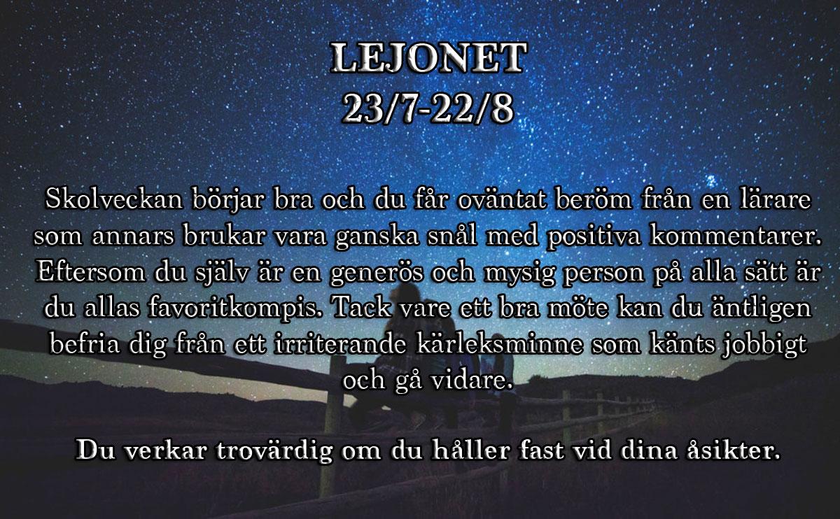 5-Horoskop-vecka-19-lejonet