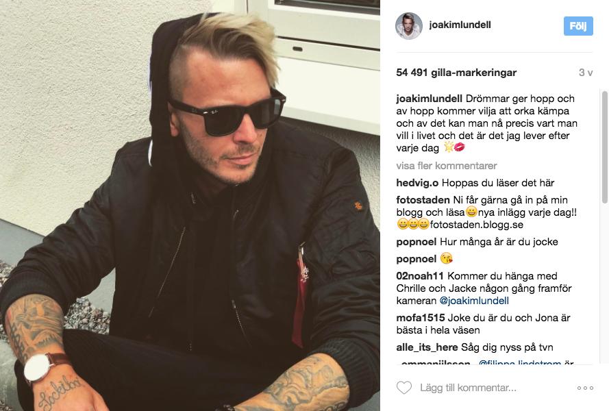Joakim-Lundell-Instagram