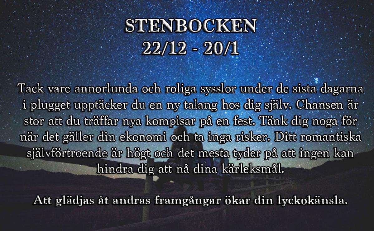 10-horoskop-vecka-23-stenbocken