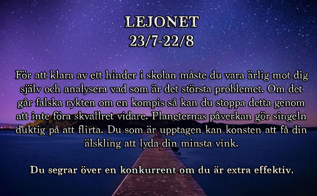 5-horoskop-vecka-45-2017-lejonet