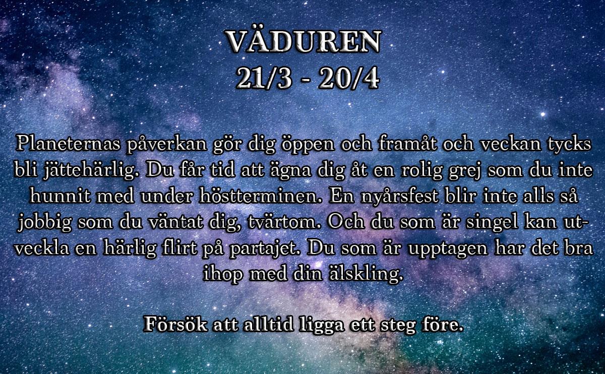 1-Horoskop-vecka-52-vaduren
