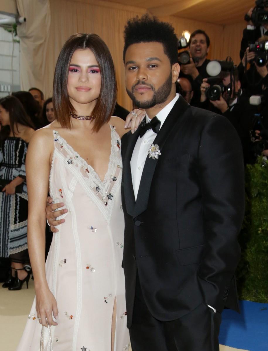 Selena-och-The-weeknd