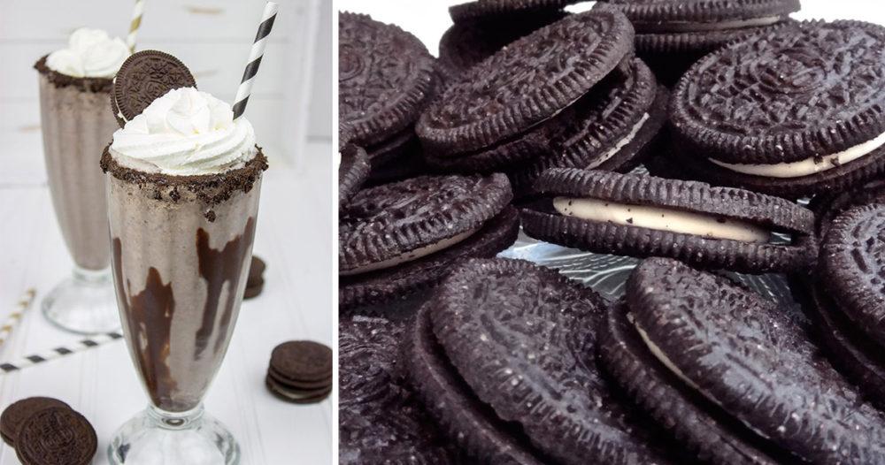 Recept: Gör din egen american milkshake med oreos