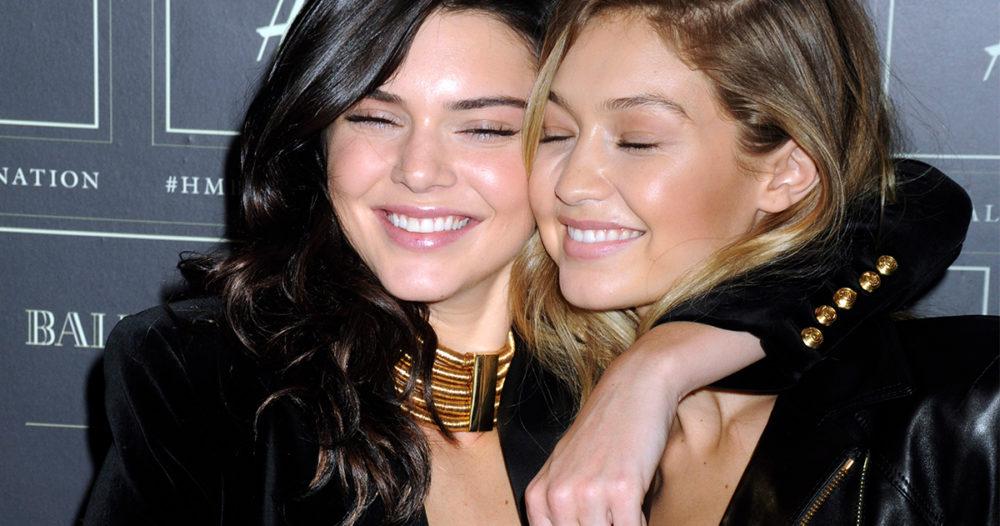 Test: Kendall Jenner vs. Gigi Hadid – vem av dem är du?