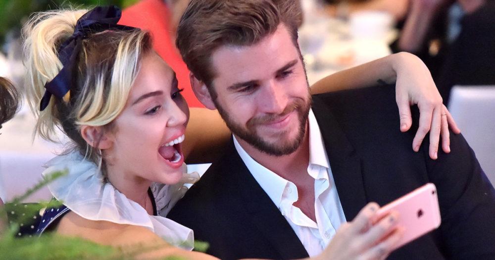 Se bilderna från Mileys och Liams första event tillsammans (efter att de blev ihop igen)
