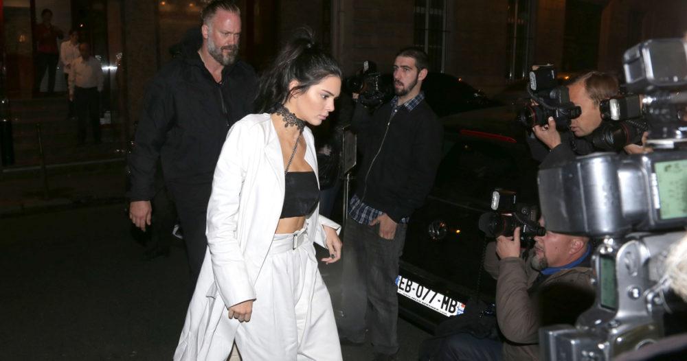 Kendall Jenner vittnade mot stalkern: