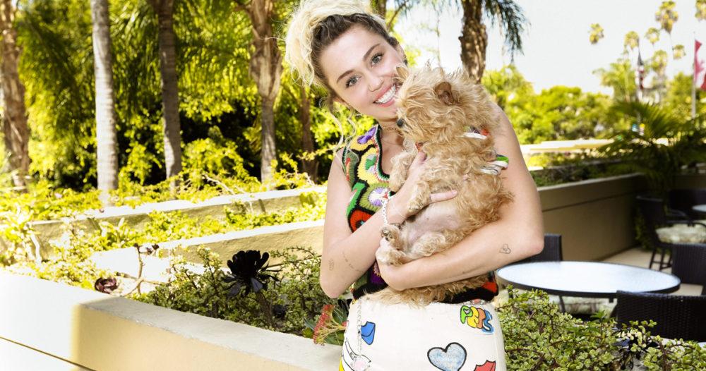 """Miley Cyrus om att vara pansexuell:  """"Jag har aldrig förstått mitt eget kön"""""""