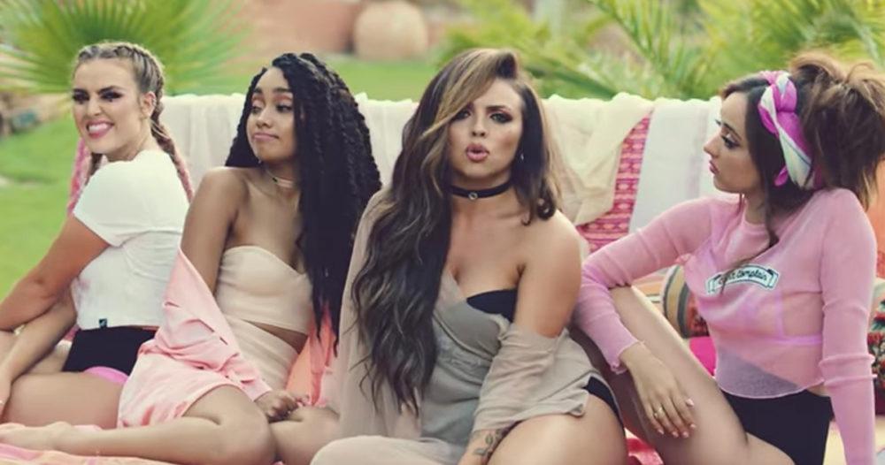 Se musikvideon till Little Mix