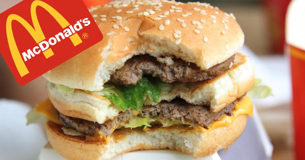 Därför ser McDonald's hamburgare inte ut som i reklamen