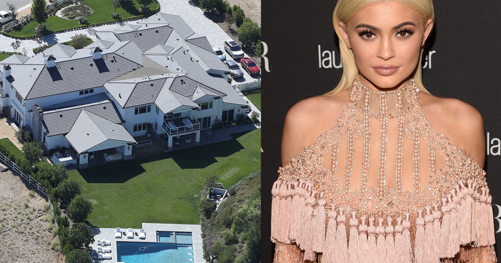 Kylie Jenners nya lyxvilla kostade 106 miljoner – se bilderna här!
