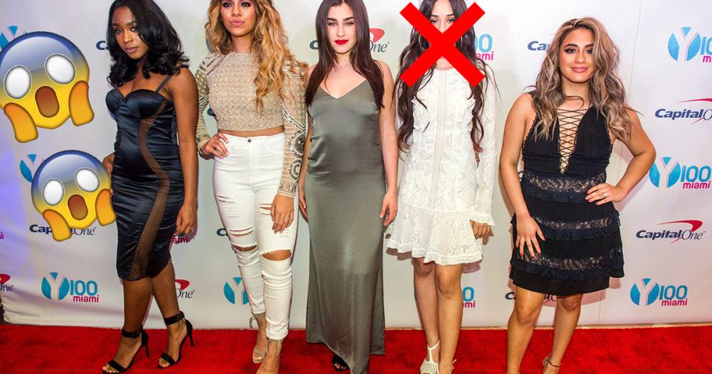 Camila Cabello lämnar Fifth Harmony