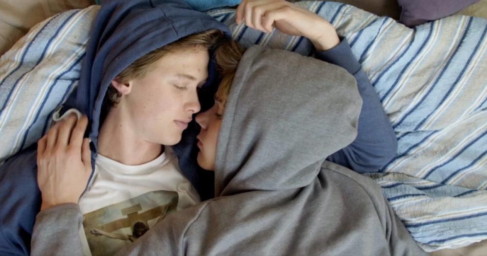 Isak och Even är nominerade till årets tv-par