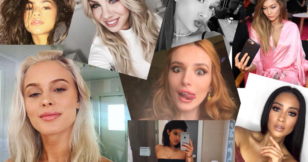 Detta säger din senaste selfie om dig