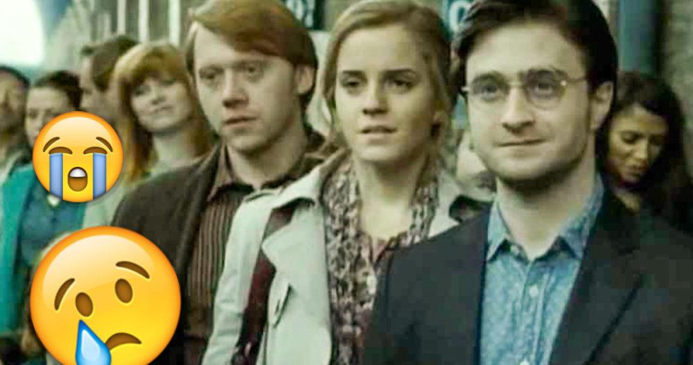 Det kommer INTE bli någon ny Harry Potter-film