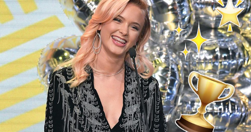 Zara Larsson vann pris på stor gala – igen!