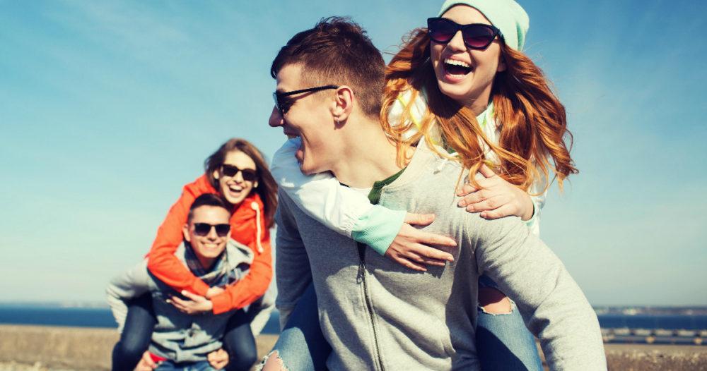 Sju typer av vänner alla behöver i sitt liv