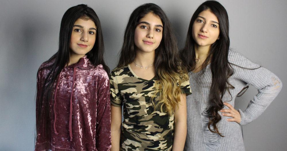 Beauty-tjejerna