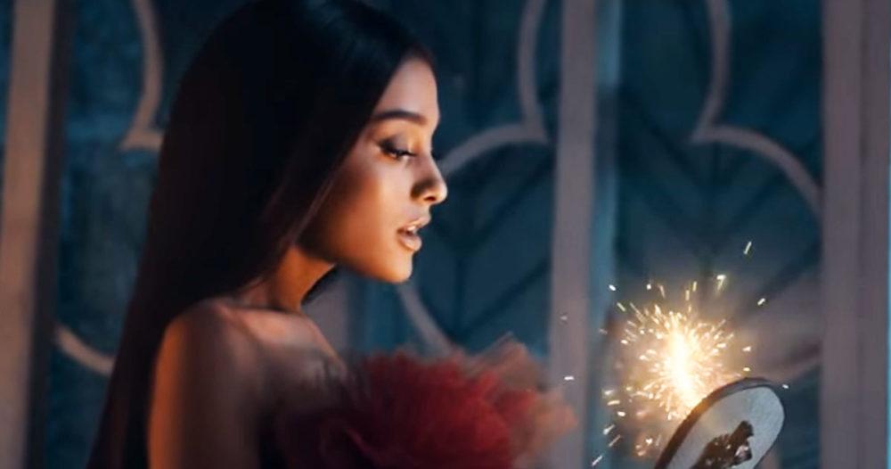 Ariana-grande-john-legen-musikvideo