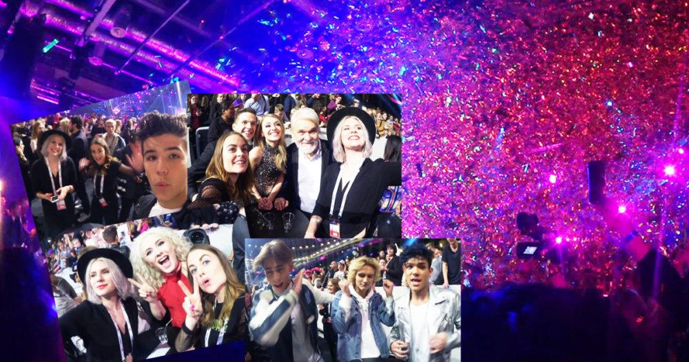 Se allt som hände under finalen av Melodifestivalen 2017