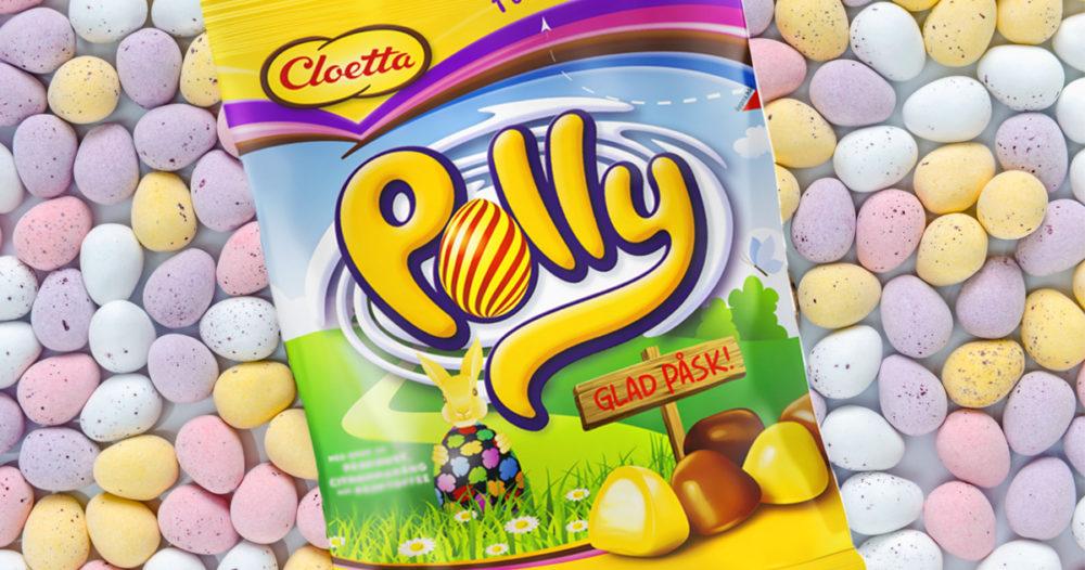 Nu finns Polly Påsk – kan du gissa smakerna?