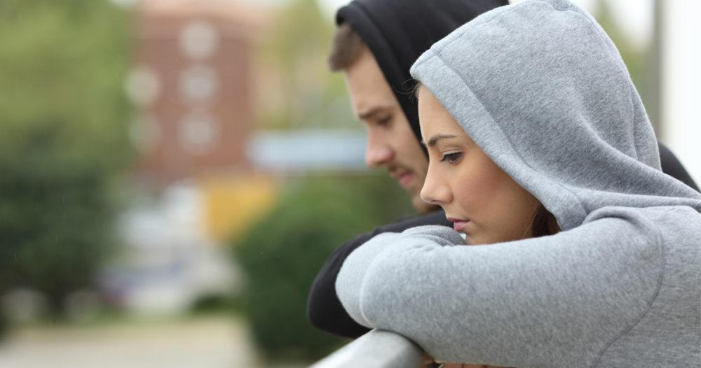 """Jonna, 17 år: """"Min kille bestämde vad jag skulle ha på mig och vem jag skulle hänga med"""""""