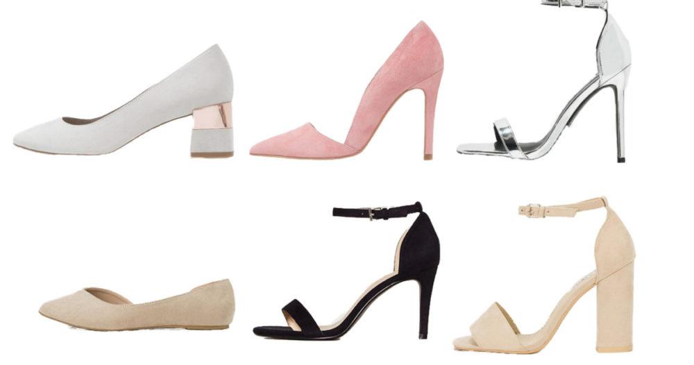 18 skor som passar perfekt till balen