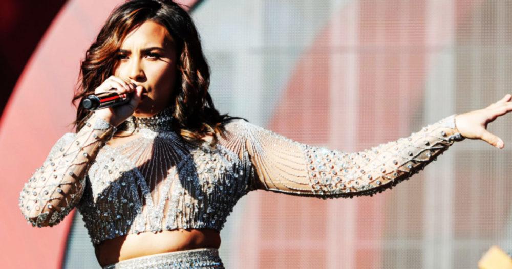 Demi Lovato stil